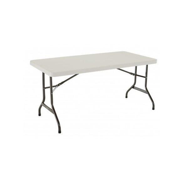 M - Catering összecsukható és rakásolható rendezvény asztal 152x76 cm (80165)