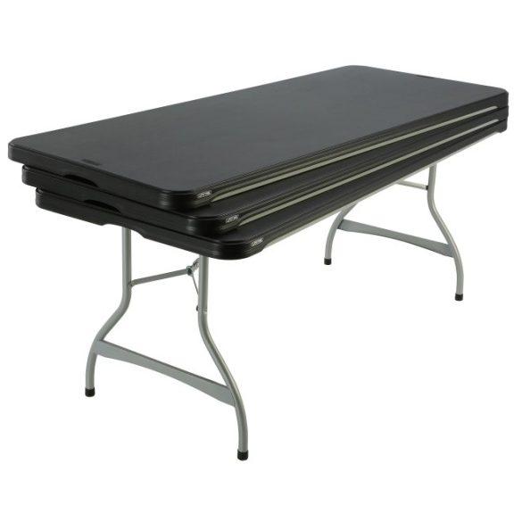 M - Catering összecsukható és rakásolható rendezvény asztal 183x76 cm (80350)