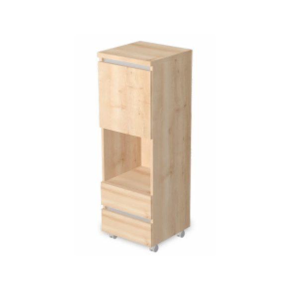 EX-CDI-J magas konténer asztal mellé jobbos kivitelben