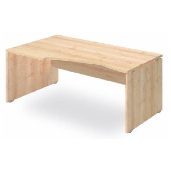 EX HB 178/100 íróasztal balos kivitelben