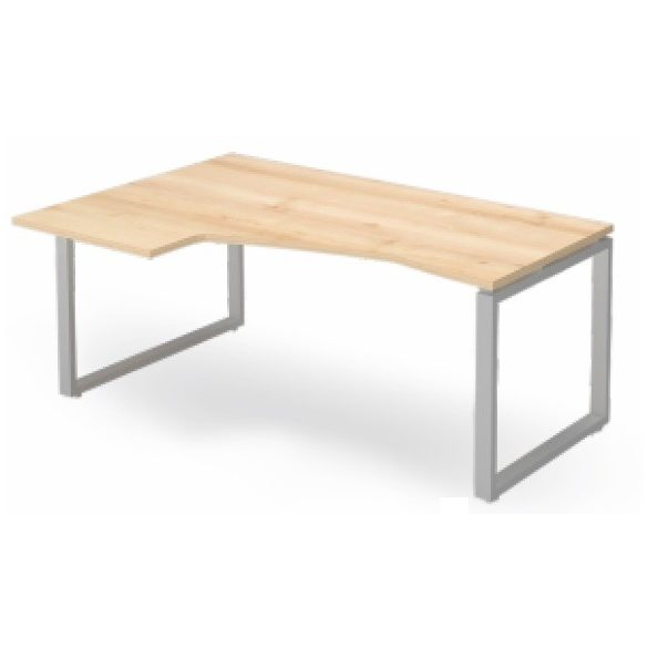 EX HD 198/120 fémlábas íróasztal balos kivitelben