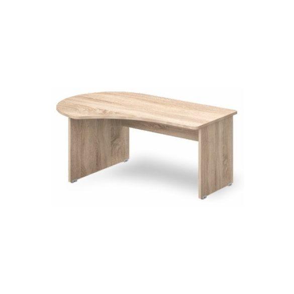 GG 180/120 íróasztal balos kivitelben