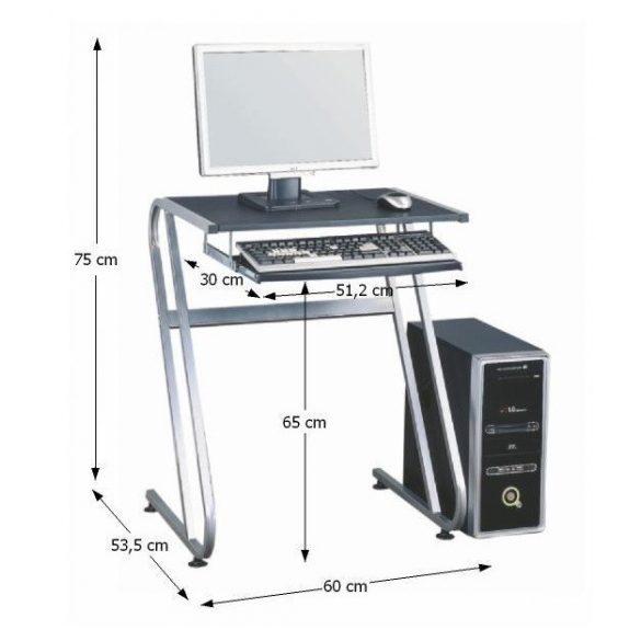TK - Jofry számítógépasztal
