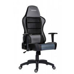 A - GameBoost gamer szék - szürke színben