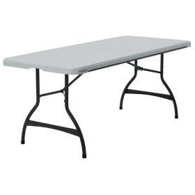 Műanyag összecsukható asztalok
