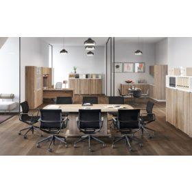Extend bútorcsalád laplábas íróasztalok