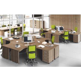 Vénusz bútorcsalád laplábas íróasztalok