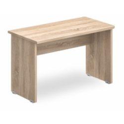 EK 140/62 íróasztal az egyik oldalt lekerekített éllel