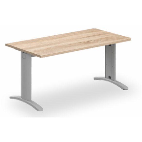 EK-80/80 LUX fémlábas íróasztal