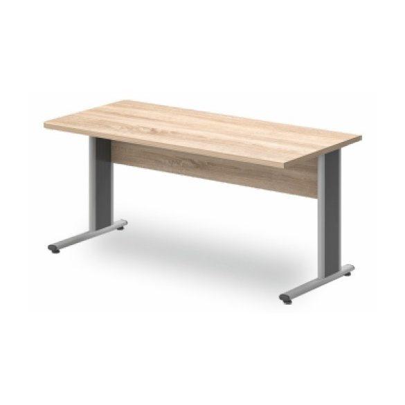EK-80/80 fémlábas íróasztal