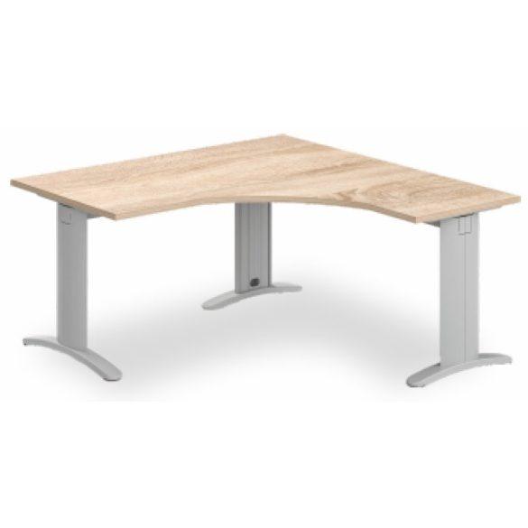 GS-160/160 LUX fémlábas íróasztal jobbos kivitelben