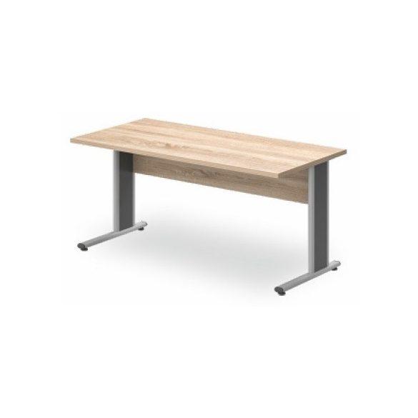 IS-180/80 fémlábas íróasztal