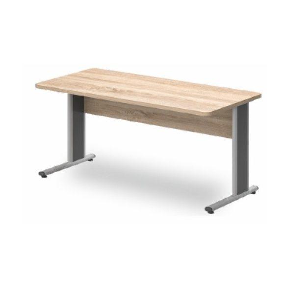KK-180/80 fémlábas íróasztal