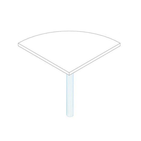 SE 62/90 asztaltoldat