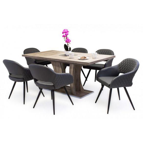 D - Bella asztal 130/170x85 cm
