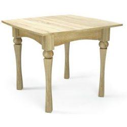 D - Benita asztal 90x90 cm