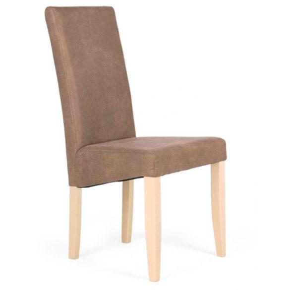 D - Berta elegant falábú szék szövet kárpittal
