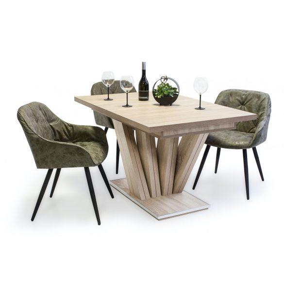 D - Dorka asztal 130/170x85 cm