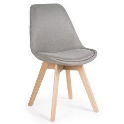 D - Lili falábú szék szövet kárpittal