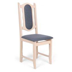 D - Lina favázas szék szövet kárpittal