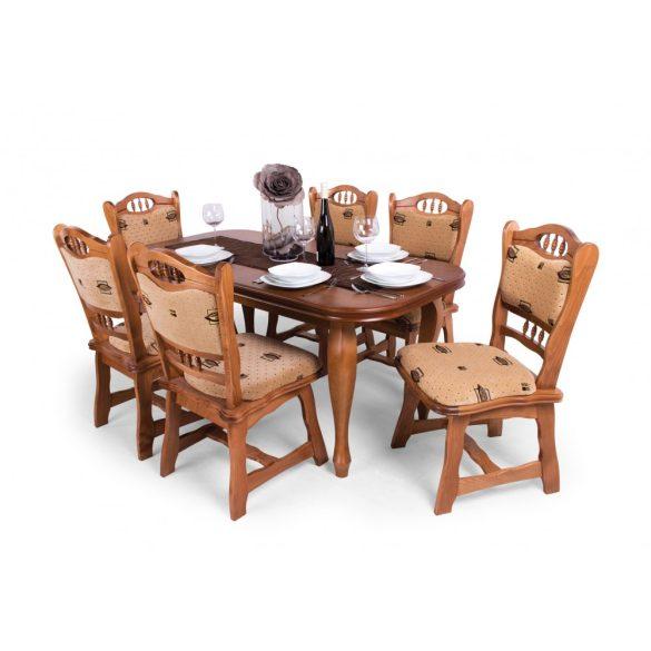 D - Nevada asztal 160/200x80 cm