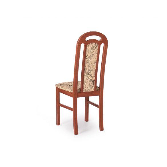 D - Piano favázas szék szövet kárpittal