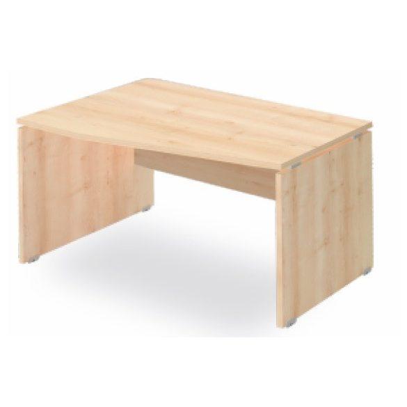 EX FA 158/100 íróasztal balos kivitelben