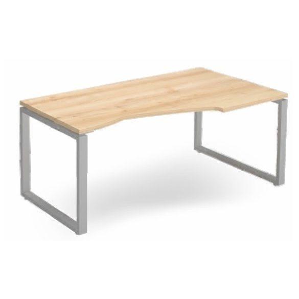 EX HB 178/100 fémlábas íróasztal jobbos kivitelben