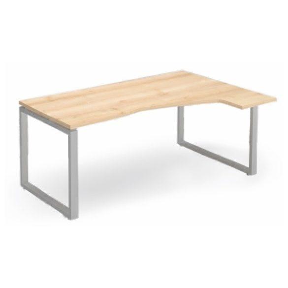 EX HC 198/120 fémlábas íróasztal jobbos kivitelben