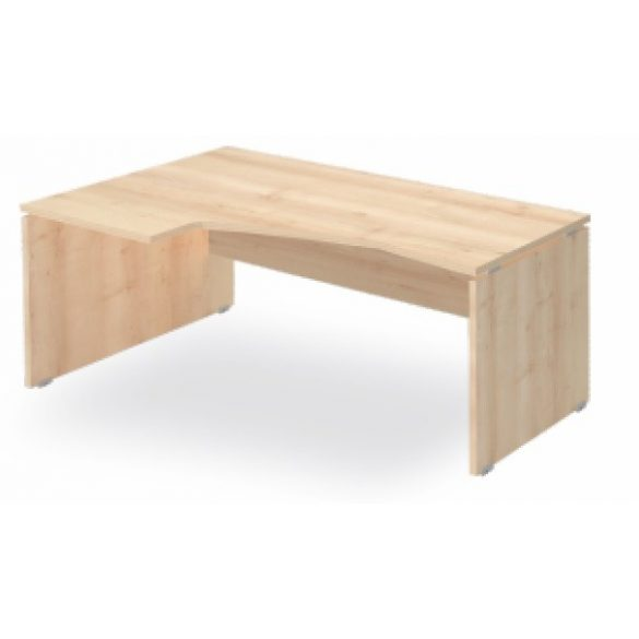 EX HD 178/120 íróasztal balos kivitelben