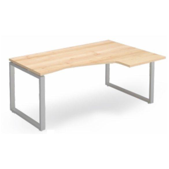 EX HD 178/120 fémlábas íróasztal jobbos kivitelben