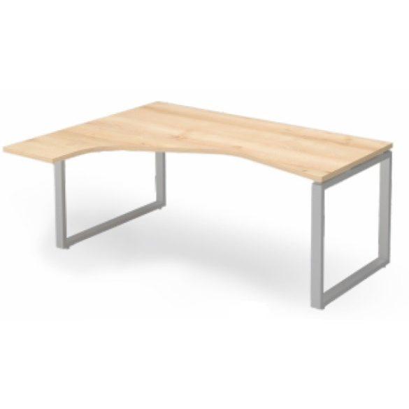 EX HE 158/140 fémlábas íróasztal balos kivitelben