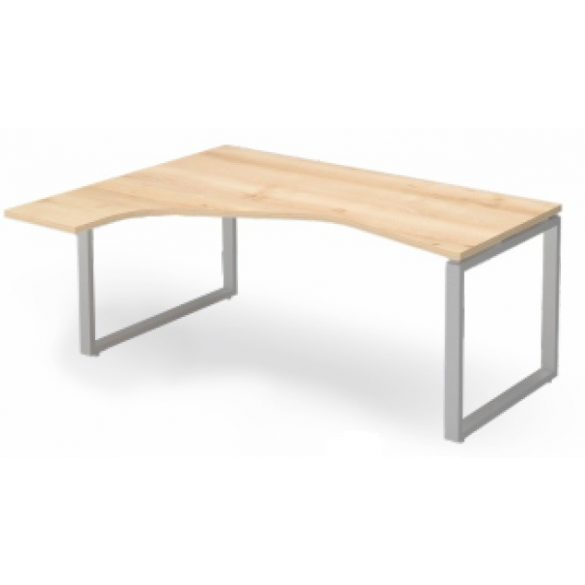 EX HE 178/140 fémlábas íróasztal balos kivitelben