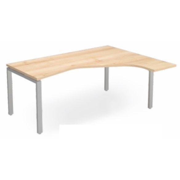 EX HE 178/140 fémlábas íróasztal jobbos kivitelben