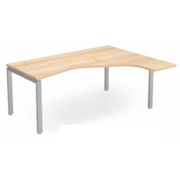 EX HE 198/140 fémlábas íróasztal jobbos kivitelben
