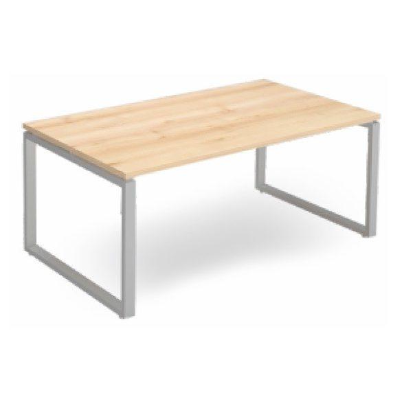 EX IS 178/100 FL2 típusú fémlábas vezetői íróasztal