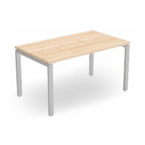 EX IS 90/80 fémlábas íróasztal