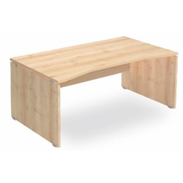 EX SI 198/100 laplábas vezetői íróasztal