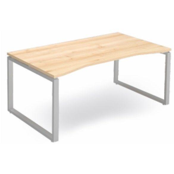 EX SI 198/100 FL2 típusú fémlábas vezetői íróasztal