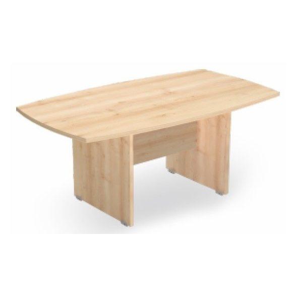 EX TB 178/100 íves laplábas tárgyalóasztal