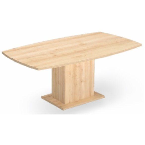 EX TBK 238/100 íves laplábas tárgyalóasztal