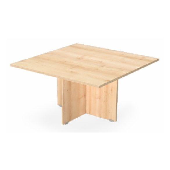 EX TC 138/140 szögletes laplábas tárgyalóasztal