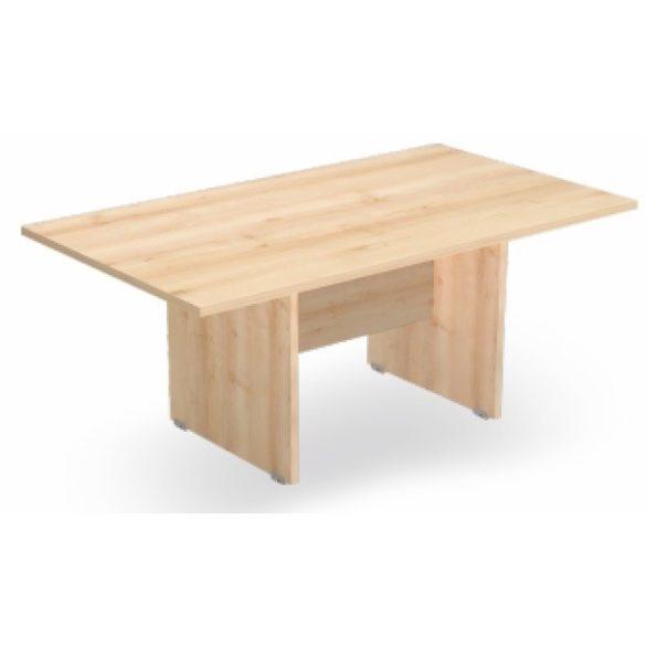 EX TC 238/100 szögletes laplábas tárgyalóasztal