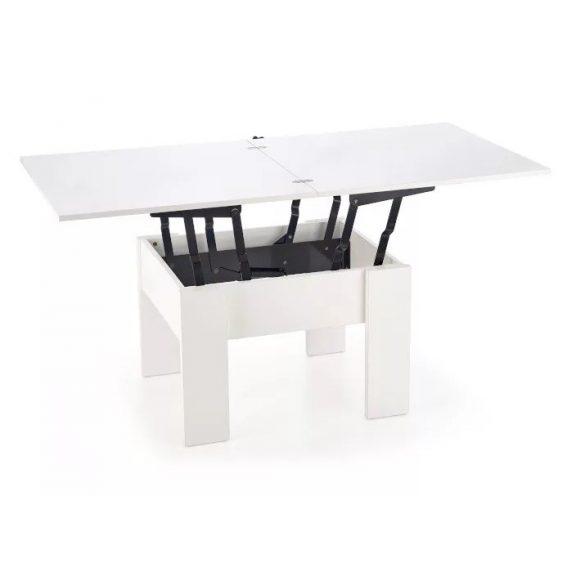 H - Serafin étkezővé alakítható dohányzóasztal