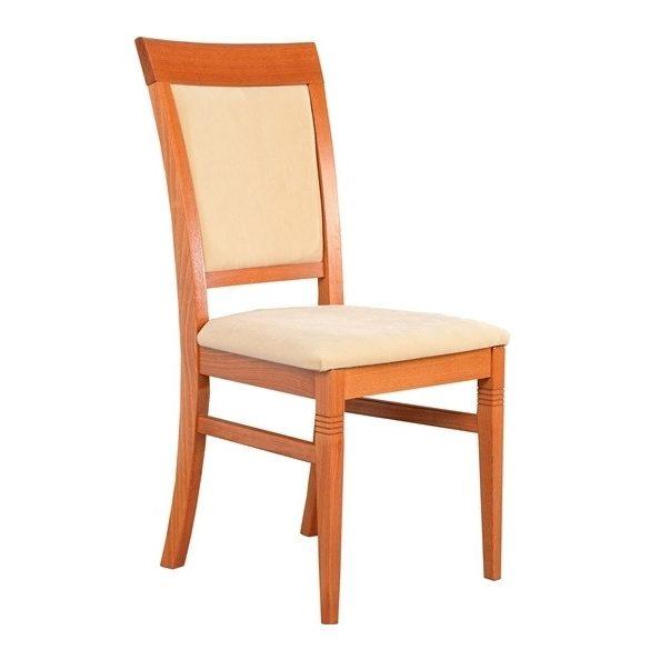 J - Anita tömörfa szék választható kárpittal