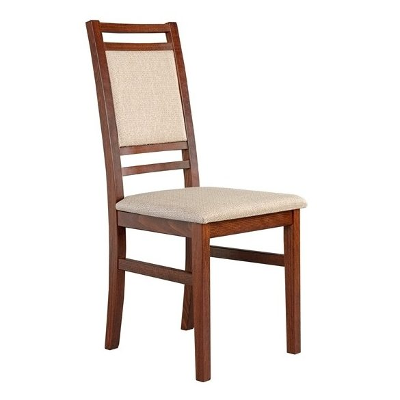 J - Dalma tömörfa szék választható kárpittal