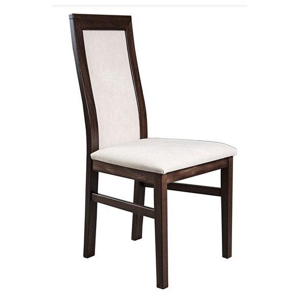 J - Dora tömörfa szék választható kárpittal