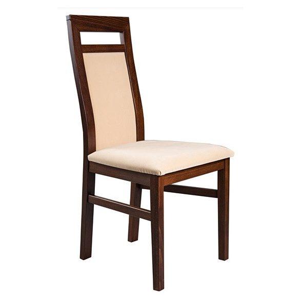J - Fanni tömörfa szék választható kárpittal