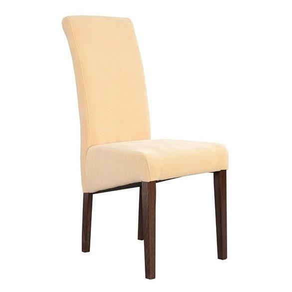 J - Hanna tömörfa szék választható kárpittal