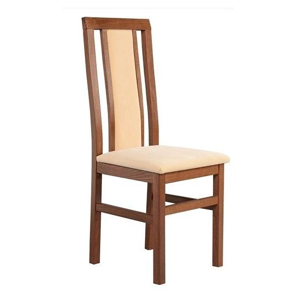 J - Julia tömörfa szék választható kárpittal